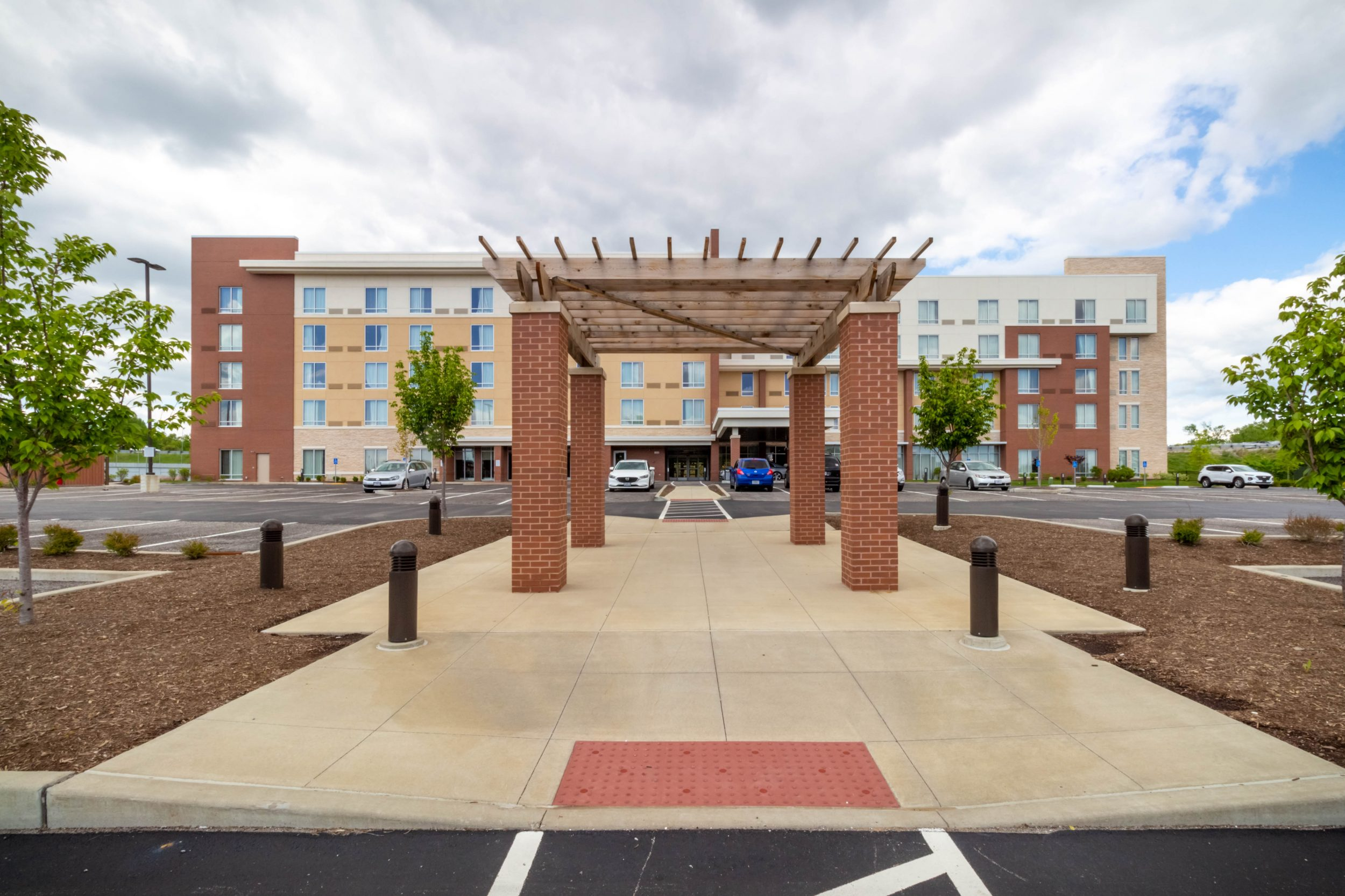 The Crossings at Richmond Heights Courtyard by Marriott Hotel