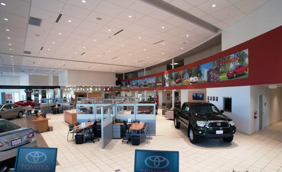 Machens Toyota Scion Tr I Architects St Louis