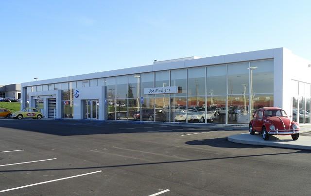 Machens Volkswagen Tr I Architects St Louis