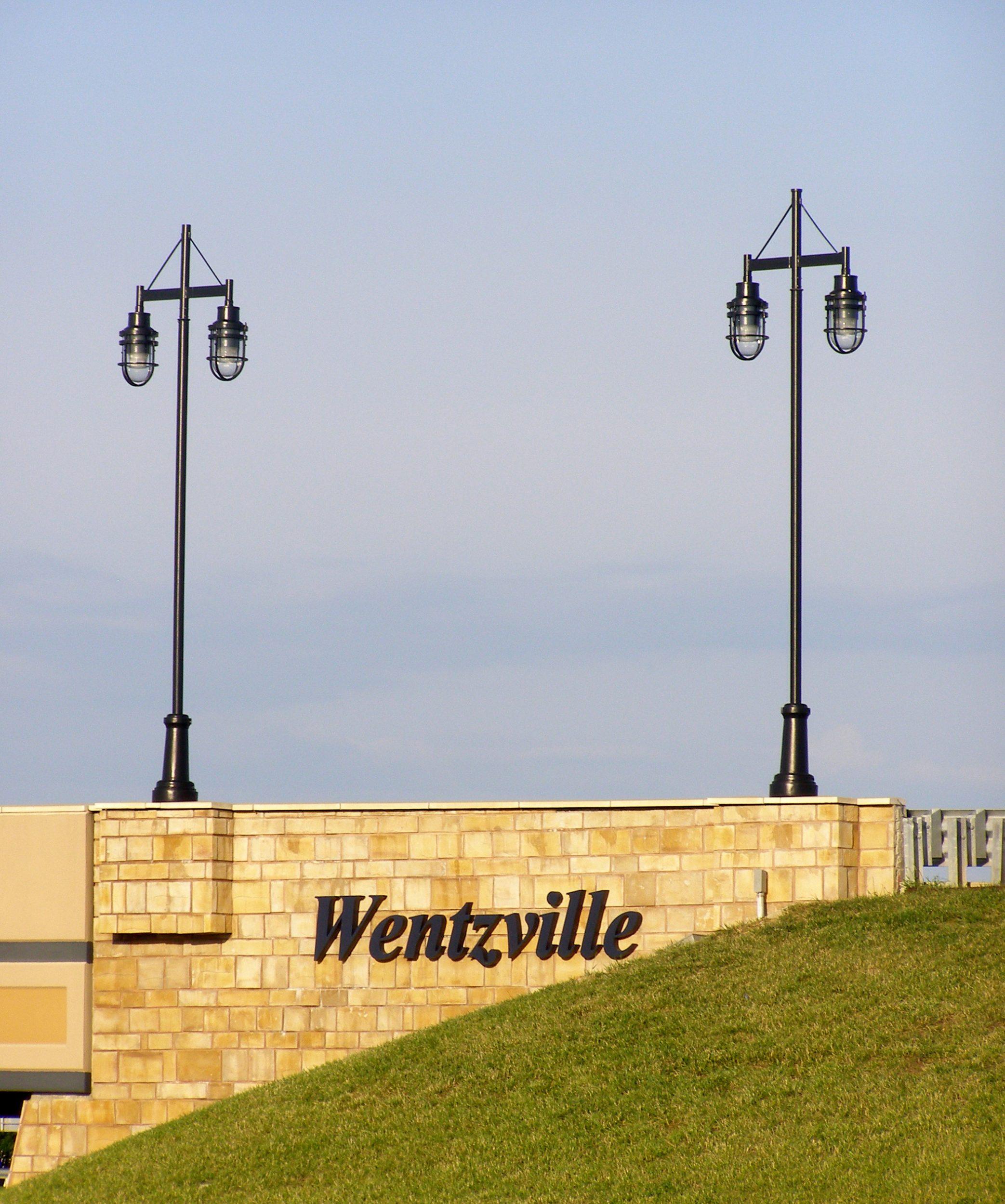 Helix Architecture Design Project Crossroads Parking: Wentzville Crossroads Marketplace